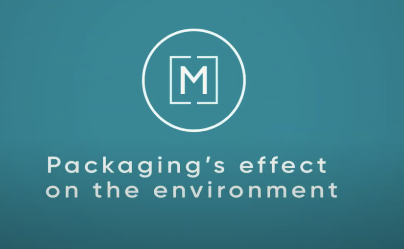 packaging's effect on the environment