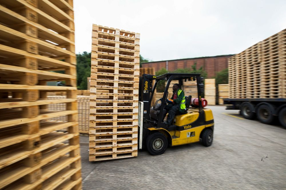 Pallet stability audits in Manchester