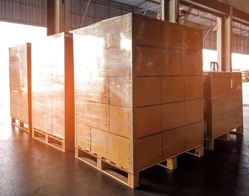 pallet wrapping audits in Manchester for efficiency