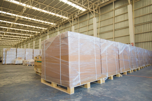 packaging rental machines Manchester
